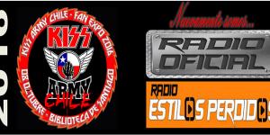 Transmisión en Terreno Kiss Fan Expo 2016
