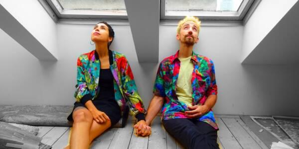 """(Video) Helado Infinito lanza su nuevo single """"Todxs Juntxs en la Plaza"""""""