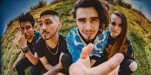 Nubedeacuarela anuncia salida de álbum debut con nuevo single «Relámpagos»