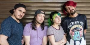 Pánica reactiva el pop punk chileno con su esperado EP «Ser Audaz»